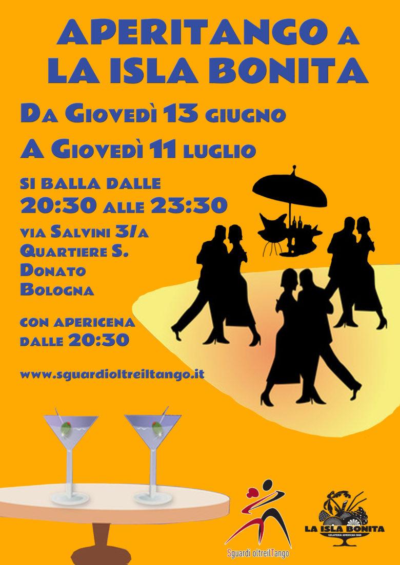Milonga - Sguardi oltre il tango - Scuola di tango a Bologna