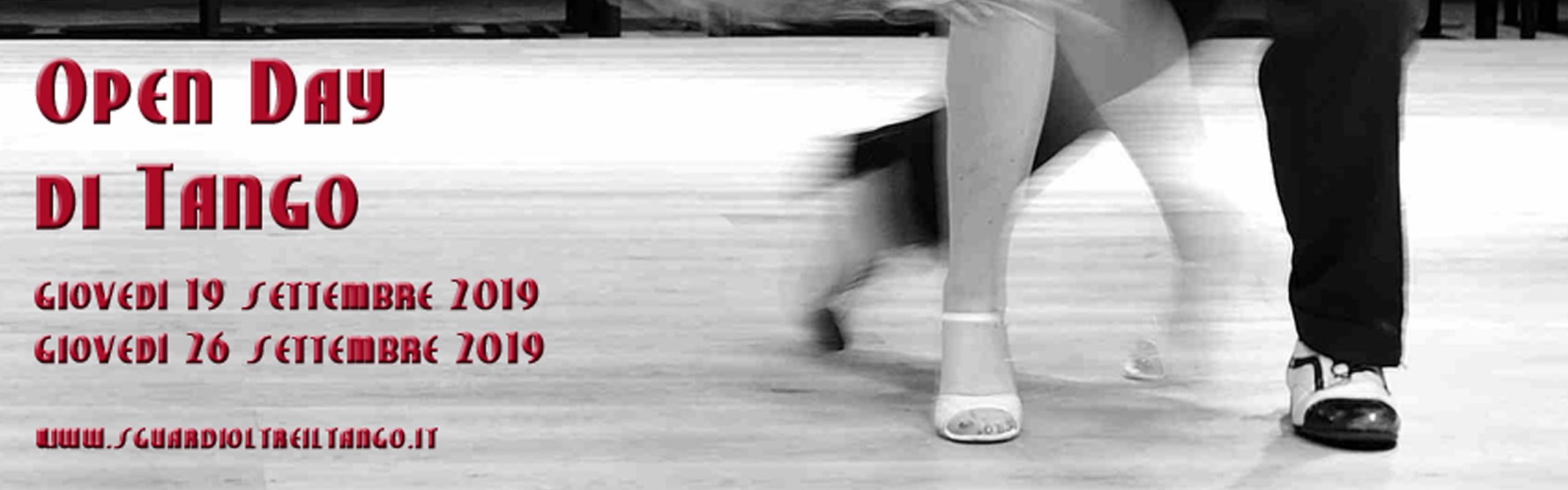 Sguardi oltre il tango - Scuola di tango a Bologna