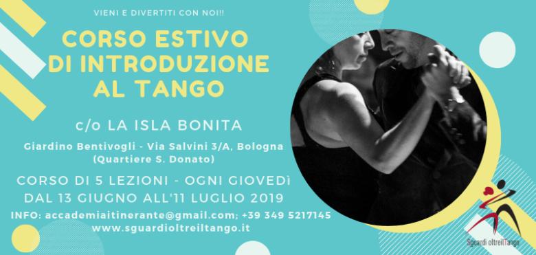 Scuola di tango a Bologna